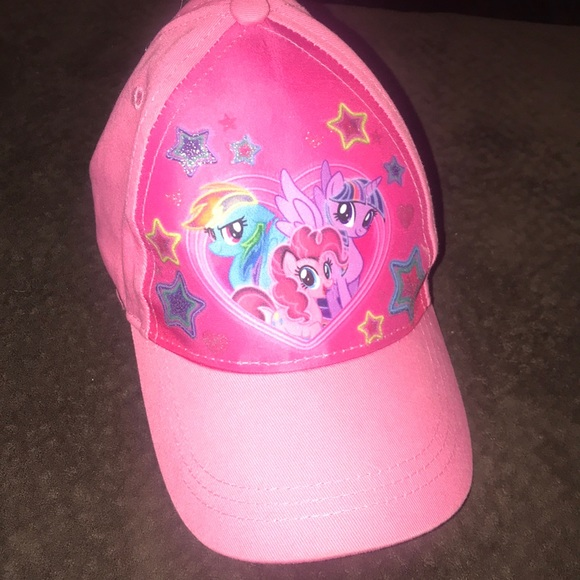 70695b9ad BUNDLE ONLY! Girls My Little Pony hat